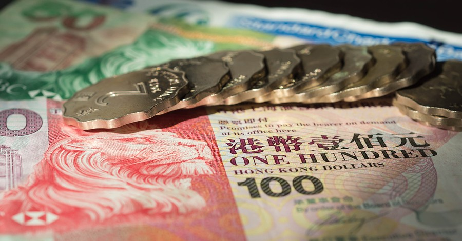 Hong Kong Dollar at Risk